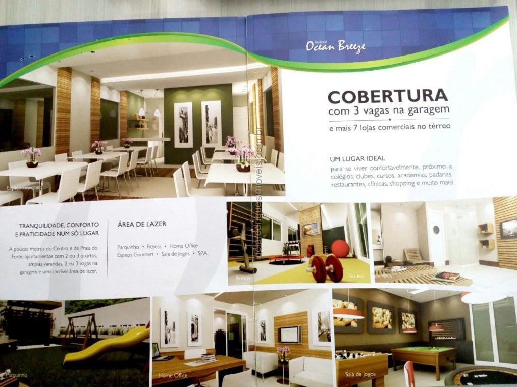 Cobertura 03 quartos – Centro – Cabo Frio
