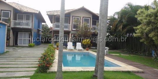 Casa condomínio 03 quartos – Palmeiras – Cabo Frio