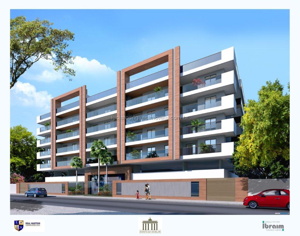 Apartamento 02 e 03 quartos – Braga – Cabo Frio