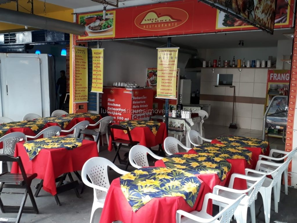 Restaurante e pizzaria – Praia do Forte