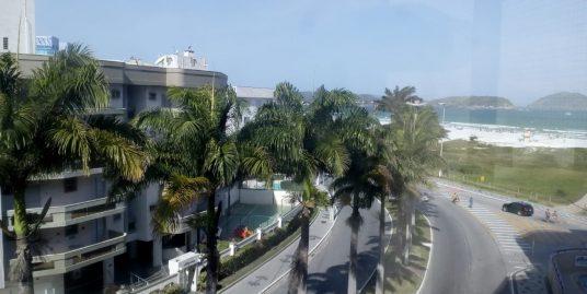 Apartamento 03 quartos – praia do Forte – Cabo Frio
