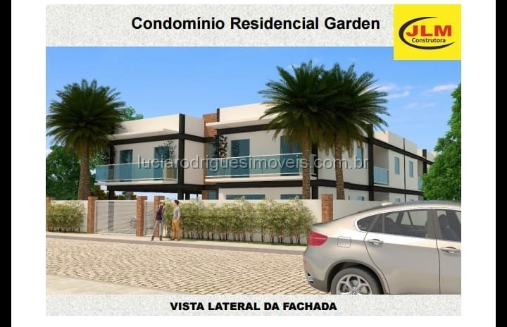 Casa 02 quartos – Jardim Olinda – Cabo Frio