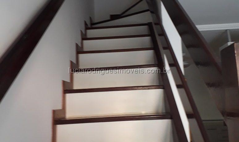 escada 1º piso