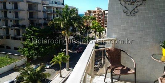Apartamento 03 quartos na praia do Forte – Cabo Frio