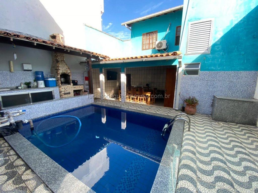 Casa independente 03 quartos – Parque Burle – Cabo Frio