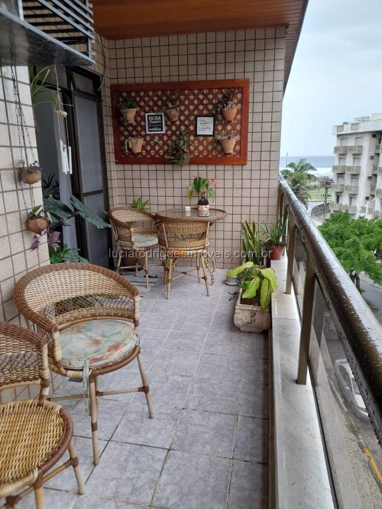Apartamento 02 quartos + dec – Algodoal – Cabo Frio